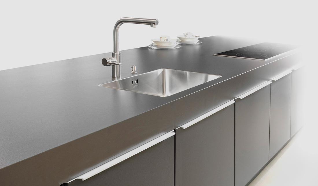 Keukenwerkbladen in graniet dekker keukenbladen van zeer hoogwaardige kwaliteit - Prijs kwarts werkblad ...