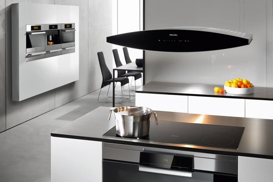 Kwaliteit Poggenpohl Keukens : Miele Kwaliteit en bedieningsgemak in één