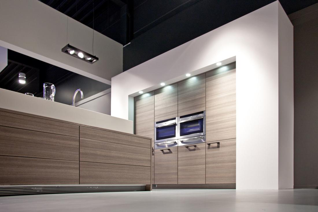 Hoge Kastenwand Keuken : Poggenpohl +Design kastenwand met Neff apparatuur [4]