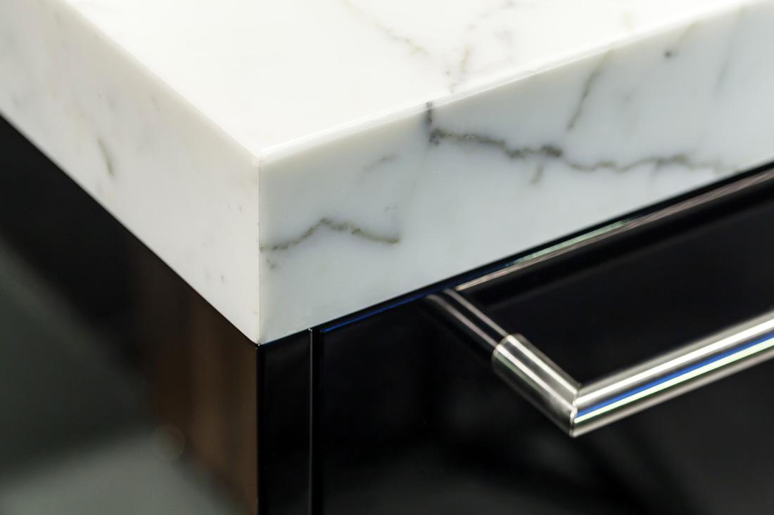 Keuken Wit Marmer : Dekton Hi-Macs Glas Rvs Graniet Marmer Keramiek Composiet