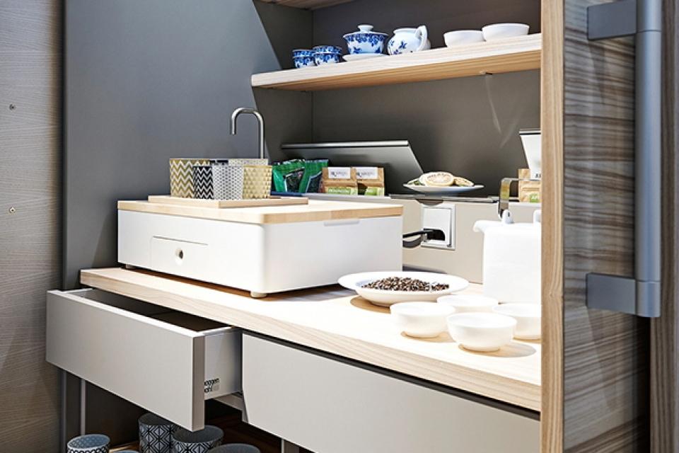 Poggenpohl keukens kast