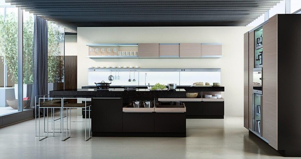 Poggenpohl keukens +MODO