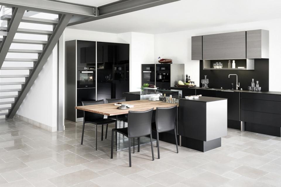 Poggenpohl keukens P7530 Black_1